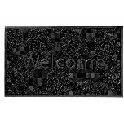 Pin Dot Daisy Doormat