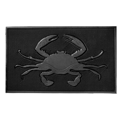 Pin Dot Crab Doormat