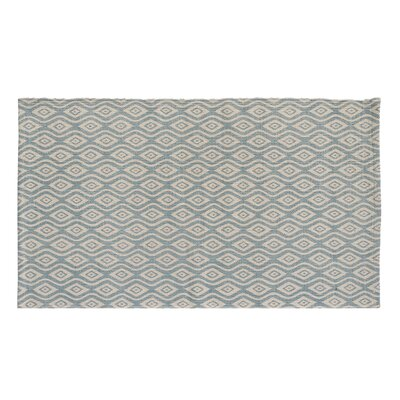 Waves Sea Spray Area Rug Rug Size: 23 x 39