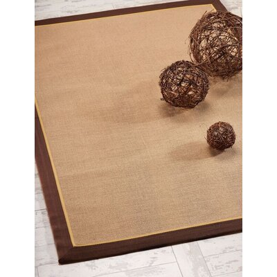 York Kitchen Mat Rug Size: 24 x 39, Color: Coffee