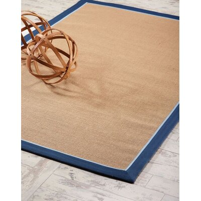York Kitchen Mat Rug Size: 24 x 39, Color: Navy