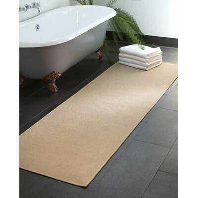 Winchester Beige Area Rug Rug Size: 2 x 3
