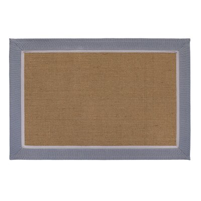 York Kitchen Mat Rug Size: 25 x 8, Color: Silver Gray