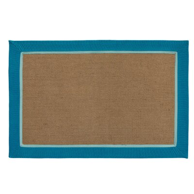 York Kitchen Mat Rug Size: 4 x 6, Color: Harbor