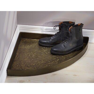 Mandala Boot Tray