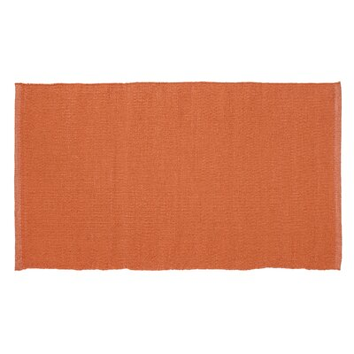 Harper Hand-Woven Orange Indoor/Outdoor Area Rug