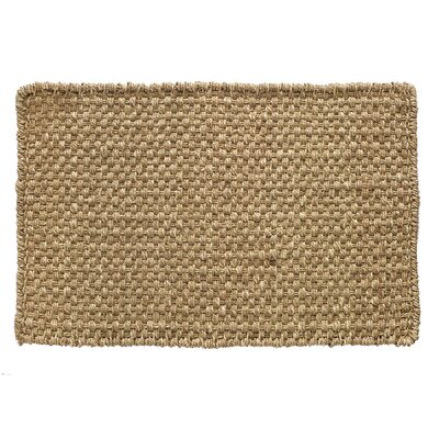 Ella Basketweave Doormat