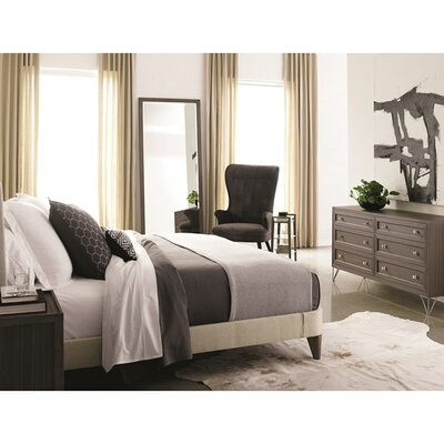Caracole Modern Metro 6 Drawer Double Dresser