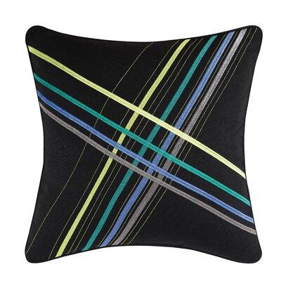Chic Stripe Throw Pillow