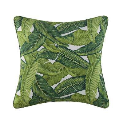 Tropical Paradise Throw Pillow