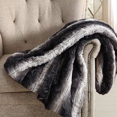 Ombre Luxury Throw