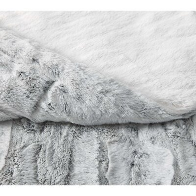 Christian Siriano Snow Leopard Gift Boxed Throw
