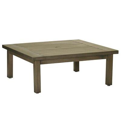 Club Side Table Finish: Sandalwood