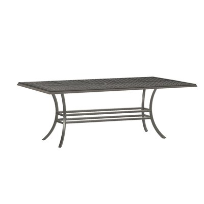 Cort Rectangular Bar Table Base Finish: Slate Gray