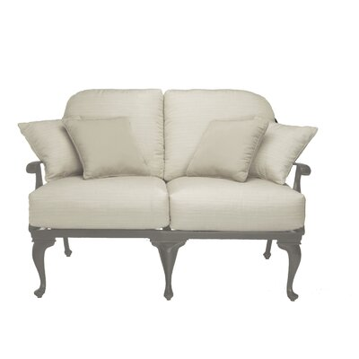Provance Loveseat with Cushions