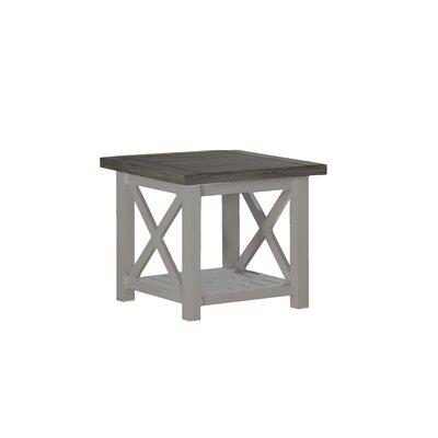 Cahaba Side Table Finish: Slate Gray