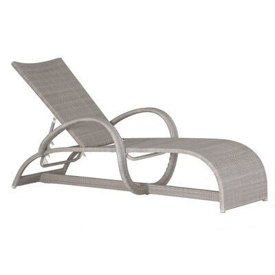 Halo Chaise Lounge Finish: Oyster