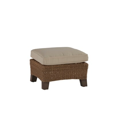 Royan Ottoman with Cushion