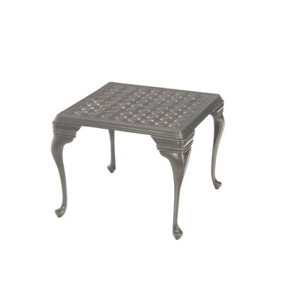 Provance Side Table Finish: Slate Gray