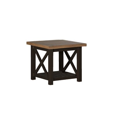 Cahaba Side Table Finish: Mahogany/Natural