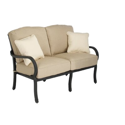 Somerset Loveseat with Cushions