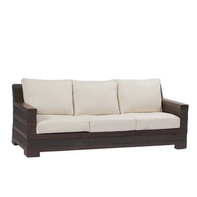 Sierra Sofa Finish: Mahogany