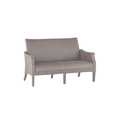 Bentley Loveseat Finish: Oyster