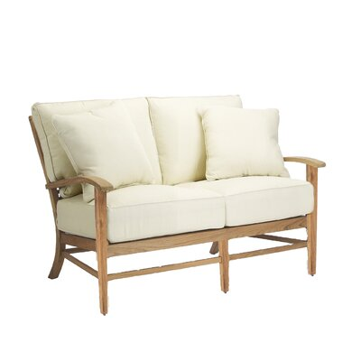 Ocean Loveseat with Cushions