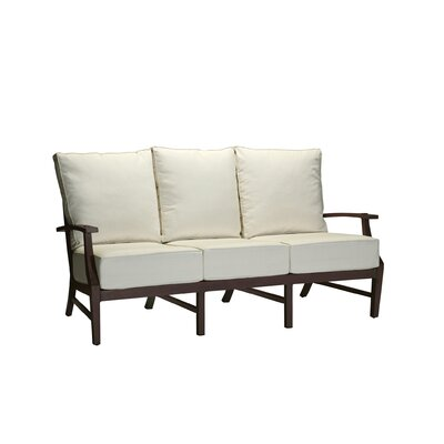 Croquet Sofa with Cushions