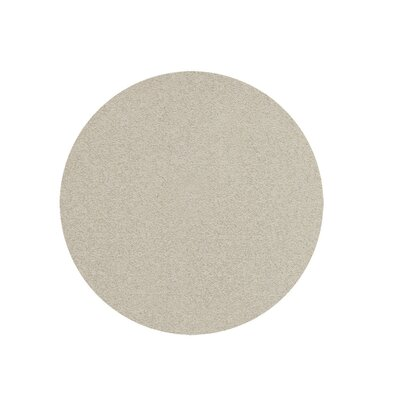 Superstone Round Bistro Table Top Finish: Travertine