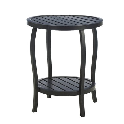 Cottage Round Side Table Finish: Ancient Earth