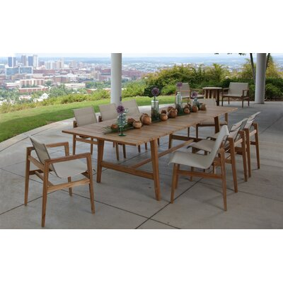 Coast Extension 9 Piece Dining Set