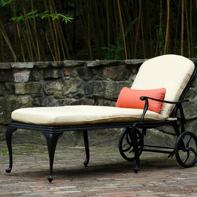 Provance Chaise Lounge Finish: Ancient Earth