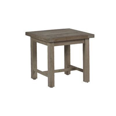 Club Teak Side Table Finish: Weathered Teak
