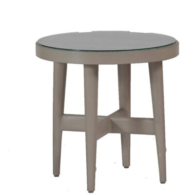 Wind End Table Finish: Oyster