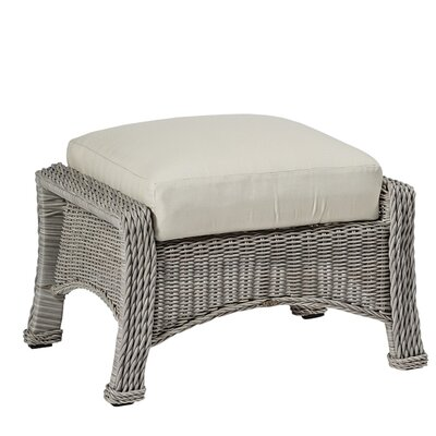 Regent Ottoman with Cushion