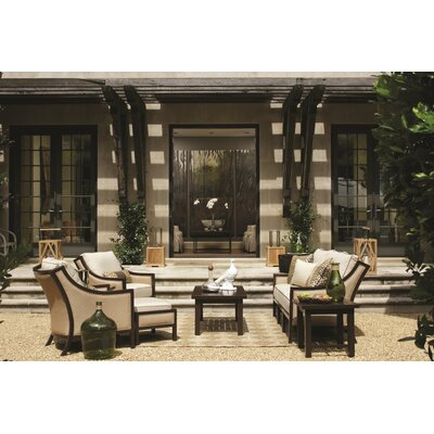 Barcelona Outdoor Lounge Seating Group with Cushion