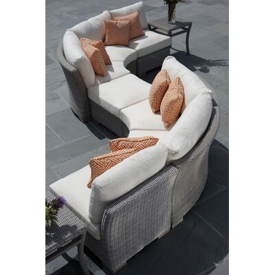 Club Woven Seating Group with Cushion