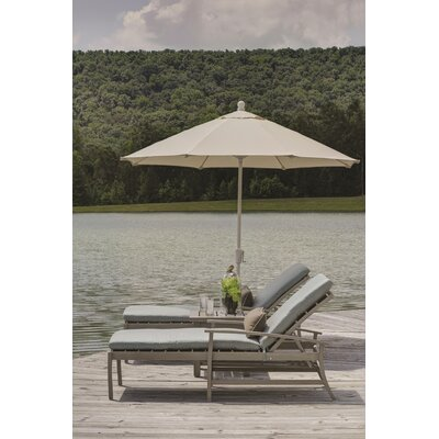 Club Outdoor Lounge Seating Group with Cushion