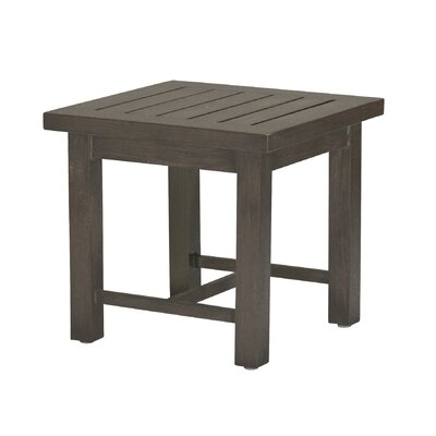 Club Side Table Finish: Sandalwood