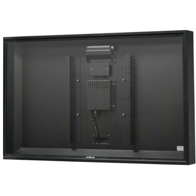 TV Outdoor Enclosure for 50-55 Flat Panel Screens