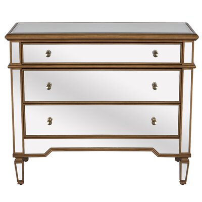 Cary 3 Drawer Chest