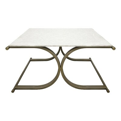 Coffee Table Base Color: Bronze