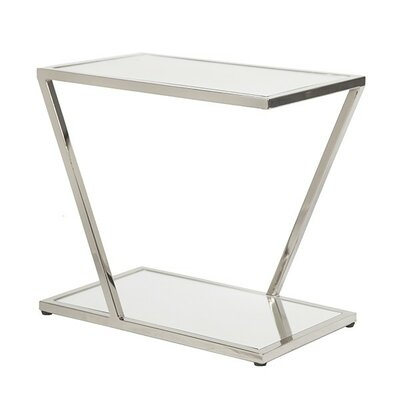 End Table Color: Nickel