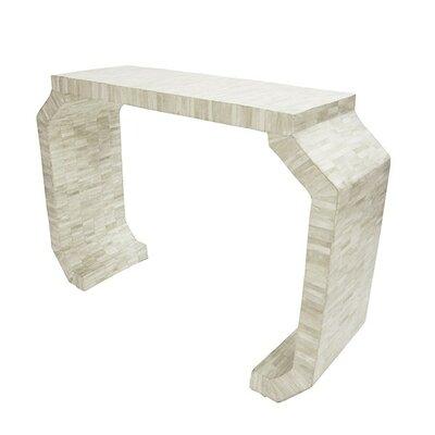 Bone Console Table