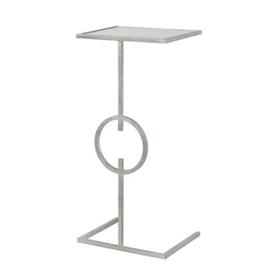 Cigar C Table Color: Silver