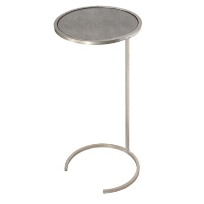 Cigar C End Table Color: Silver Leaf