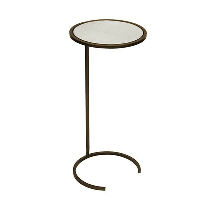 Cigar C End Table Finish: Bronze