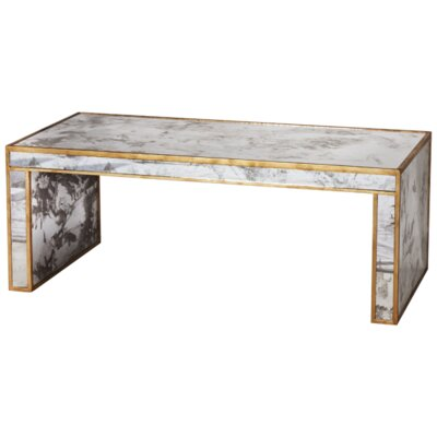 Coffee Table Color: Gold