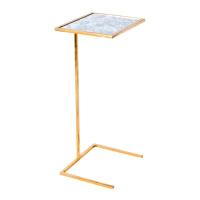 Cigar C Table Color: Gold Leaf